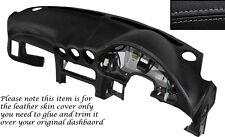 Gris Stitch Dash Dashboard Leather Piel tapa se ajusta Mitsubishi Gto 3000gt 92-99