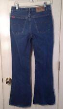 Mud Jeans Size 9 Super Cute Stretch Flayer Blue Jeans