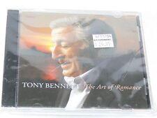 Tony Bennett, The Art Of Romance, New Sealed CD