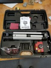 Skil 8601-Rl Manual Rotary laser level. Excellent condition