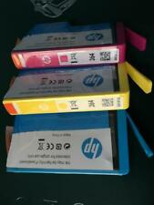 HP 364 Ink Cartridges Red Blue & Yellow