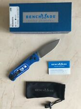 Benchmade 535 Bugout Drop Point Blade Folding Knife