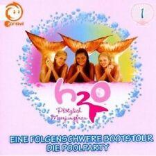 H2O - PLÖTZLICH MEERJUNGFRAU VOL. 1 CD NEU