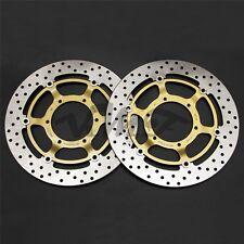 For Honda CBR600 F4I & Hornet919 CB900F CBF1000 Floating Front Brake Disc Rotor