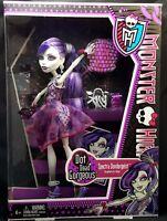 NEW Monster High Dot Dead Gorgeous Spectra Vondergeist NRFB 2011 X4531 Gift Idea