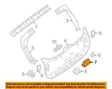 Infiniti NISSAN OEM 14-16 QX80 Liftgate Tailgate Hatch-Pull Pocket 909401LA0A