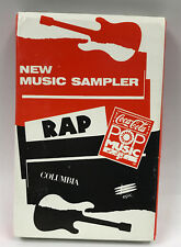 Coca Cola Vintage Def Jam Ruff House Rap Sampler Hip Hop Tape Cassette 1991