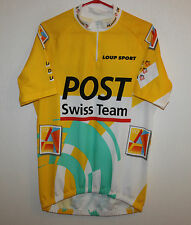 Vintage Post Swiss Team cycling jersey Size XL