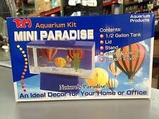 Mini Paradise 0.5 gallon Betta Kit, TOM