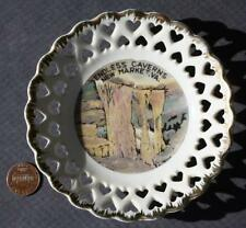1950-60s Era New Market Endless Caverns-Caves,Virginia fine china candy dish!