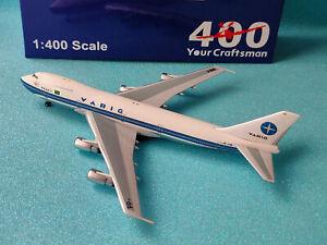 Rare Airplane Varig Boeing 747 200 PP-VNB 1:400 Aeroclassics Your Craftsman