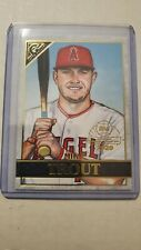 Mint 2020 Topps Chrome Gallery Preview Mike Trout #GP-1 Angels Pack Fresh