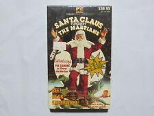 Betamax Tape Movie NEW Sealed Santa Claus The Martians Cult Classic VERY RARE 6F
