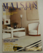 Maison & Jardin French Magazine Bien Choisie Romantic No.312 April 1985 101414R1