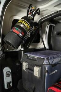 Sports Bar Mount for Jeep Wrangler JLU 5 Lb & 10 Lb Driver Side Power Tank Mount