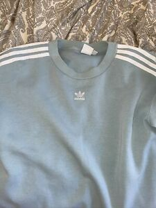 adidas originals sweatshirt UK6 Blue