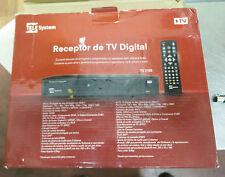 TELESYSTEM RECEPTOR DE TV DIGITAL, P/N: TS2100