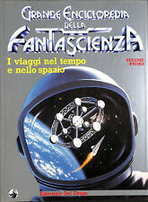 GRANDE ENCICLOPEDIA DELLA FANTASCIENZA Del Drago (Completa) - 11 Volumi rilegati