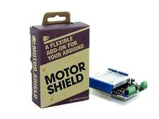 Motor Compatible con Arduino Shield V2.0 (chip de unidad de puente completo L298)
