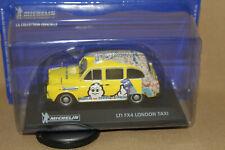 LTI FX4 London taxi . Michelin