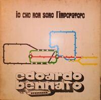 VINILE LP EDOARDO BENNATO - IO CHE NON SONO L'IMPERATORE 33 GIRI 1975 SMRL 6149