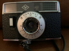 AGFA PARAMAT 35mm Camera COLOR-APOTAR 30mm Made in Germany Half Frame 1:2.8/30