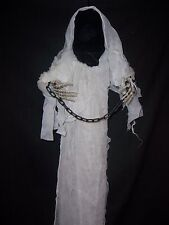 4' Invisible Angel of Death Grim Reaper Ghost Halloween Hanging Prop New