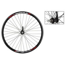 Weinmann DP18 700c Rear Coaster Wheel Black 36h Shimano E110 Urban Road Commuter