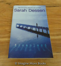 Dreamland by Sarah Dessen ~ Trade Paperback