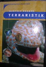 Terraristik Manfred Bogner Kosmos  Verlag