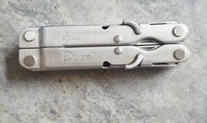 Retired Leatherman Pulse  MultiTool w Sheath PA6