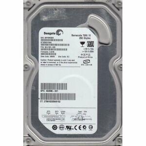 HP 250GB SATA  Seagate Barracuda ST3250310AS 9EU132-020 Hard Drive
