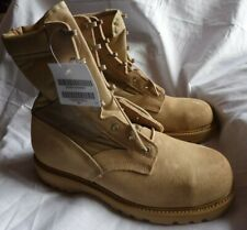 GENUINE USAF ISSUE HOT WEATHER DESERT BOOTS ~LABEL SIZE 11W