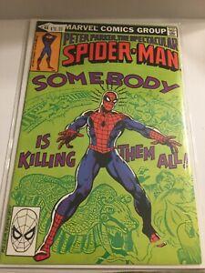 1980 Marvel Peter Parker Spectacular Spider-Man #44 Comic Book