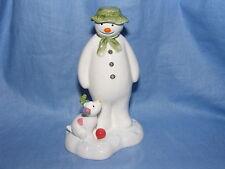 John Beswick The Snowman And The Snowdog - JBS11 Raymond Briggs