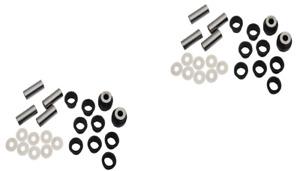 All Balls Racing Rear A-Arm Bearing Kit For 2016-2017 CAN-AM Maverick 1000 Turbo