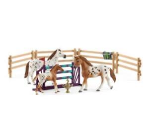Schleich 42433 Horse Club Lisa's Tournament Training