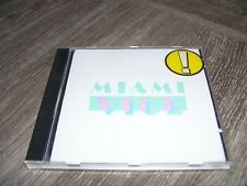 Miami Vice - Music from the television Series * CD France 1985 Synthesizer *