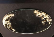 Mirrored Moon And Stars Dresser Tray