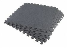 PACK OF 4 Kampa Easy lock CARPET interlocking foam camping floor tiles 115006