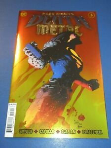 Dark Nights Death Metal #3 NM Gem Wow Foil Cover