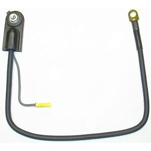 Battery Cable Negative  Standard Motor Products  A25-4D
