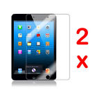2Pcs Ultra Clear Screen Protector Guard Cover for Apple iPad Mini 16GB 32GB 64GB