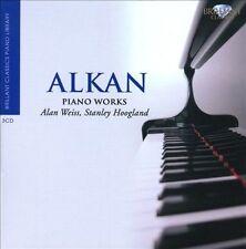 Alkan: Piano Works, New Music