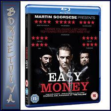 EASY MONEY - Joel Kinnaman & Matias Varela  **BRAND NEW BLU-RAY **