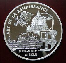 """Frankreich: 6.559 F """"Architektur-Renaissance"""" 2000 - PP / COA !!"""
