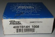 "MARTIN SPROCKET & GEAR 40BTB14H No. 40 1/2"" Pitch - Single Taperbushed Sproket"