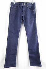 VOLCOM Tight Fit  2X4 Blue Jeans Denim Pants Women's 28