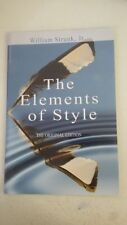The Elements of Style (Original Edition) Paperback – 2008 by William Strunk (Aut