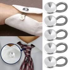 6Pcs/Set Clothing Expander Coat Collars Metal Button Accessories Wear Trouser